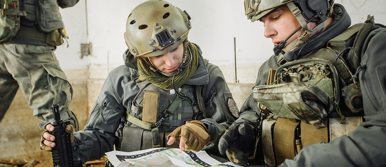 Military Success Stories - Field Training Exercise
