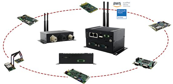 IoT Gateway Expansions
